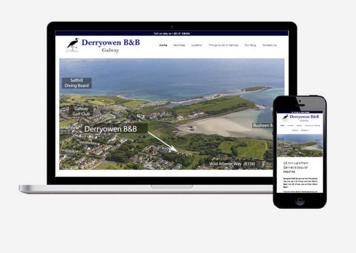 Website Design by Galway Internet - Derryowen.com