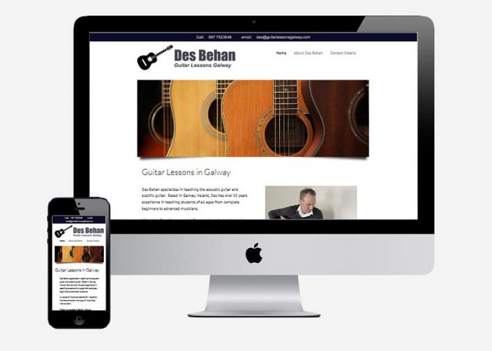 Website Design by Galway Internet - AprenderTocarGuitarra.es